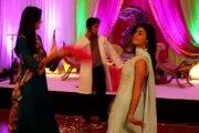 Pakistani Wedding Skit Couple Dance AWESOME  (FULL HD)