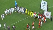 """""""Nouveau"""" Stade Vélodrome donc nouvelle entrée des joueurs"""