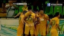 Zimbru Chisinau 1-0 PAOK (Play-Offs) بتاريخ 21/08/2014 - 19:05