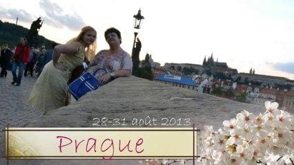 Prague - août 2013