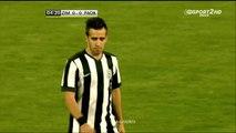 Zimbru Chisinau - PAOK 1-0 (UEFA Play-Offs, Highlights 21_8_2014)