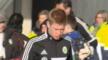 Guardiola wary of improving Wolfsburg