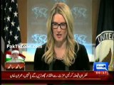 US does not support extra-constitutional changes in Pakistan State Department