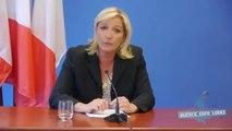 """Alain Soral """"marine le pen femme de ménage politique"""" (12/07/14)"""