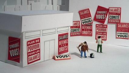 Les syndicats - Les Clés de la République