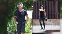 Zac Efron retourne au travail après son aventure avec Michelle Rodriguez