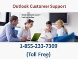 1-855-233-7309 Outlook Password Recovery Reset | Outlook Customer Service