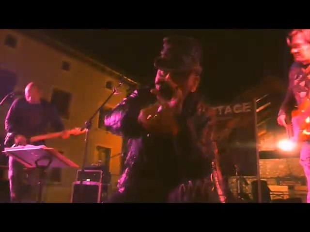 BLACKSTAGE - Highway to hell (Aussois - 14 août 2014)