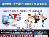 Sell your products with ecommerece website-9971716221