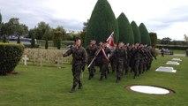 Hommage polonais aux soldats de 44