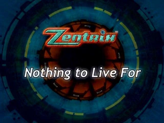 Jikuu Boukenki Zentrix #24 - Nothing to Live For