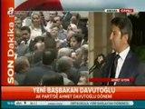 Adıyaman Milletvekili ve TBMM Ak Parti Grup Başkan Vekili Ahmet AYDIN Yeni Başbakanın Ahmet Davutoğlu Olarak Açıklanmasını Değerlendiriyor