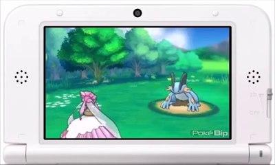 Poke?mon Rubis Ome?ga et Saphir Alpha : extraits de Pokémon Rubis / Saphir
