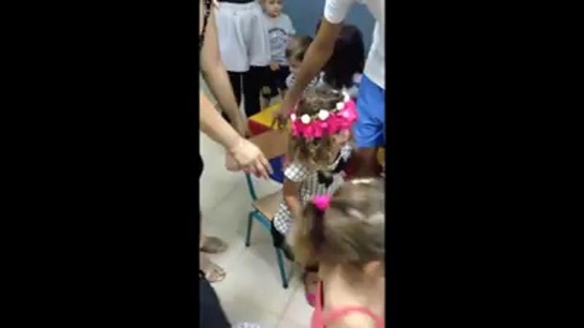 Birthday under rockets in Israel