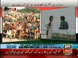 Tahir ul Qadri Speech 3pm (21st August 2014) after PTI stopped Negotiations with GOVT
