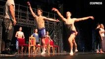 Flashdance, la comédie musicale: dans les coulisses des répétitions