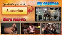 Incline Dumbbells Flys - Bench Press Flys Chest Training with Sam Part 4