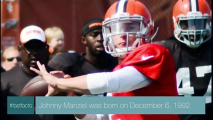 Fast Facts: Johnny Manziel