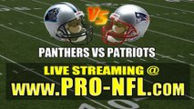 Watch Carolina Panthers vs New England Patriots Jets NFL Live Stream
