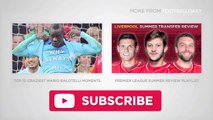 Pellegrini - 'Liverpool will always miss Suarez' Manchester City v Liverpool.