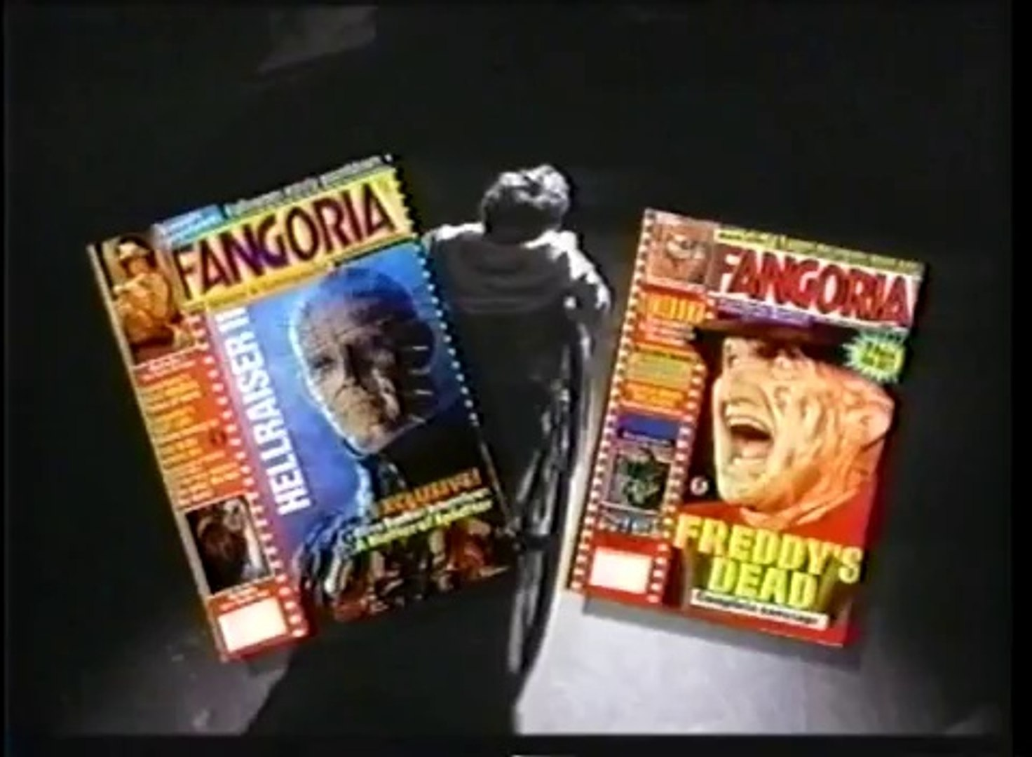 Sneak Preview - Severed Ties (1992) and Children of the Night (1991)