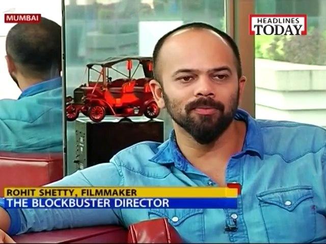 Interview of Rohit Shetty