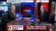 Chris Matthews turn Pro-War to save the Obama Administration from Embarrassment