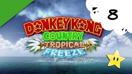 Donkey Kong Country Tropical Freeze - Wii U - 08
