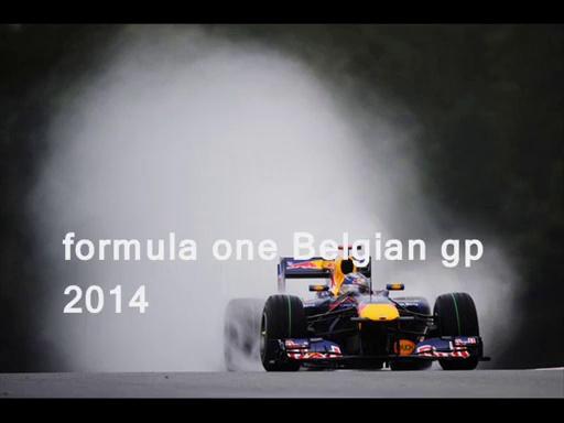 watch Formula One Belgian live streaming