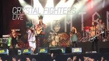 Crystal Fighters - Follow - Live (Rock en Seine 2014)