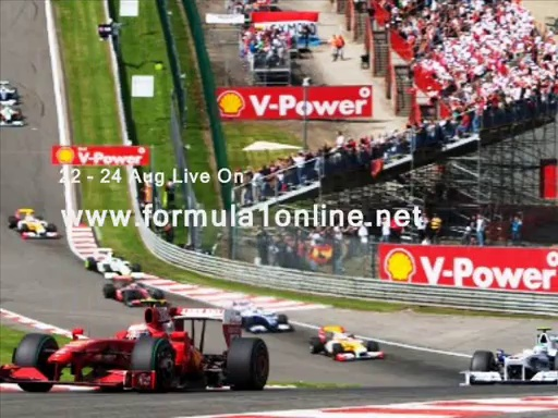 watch Belgian gp Formula One formula grand prix live online