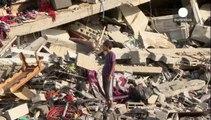 Gaza: raids, roquettes, raids, roquettes...