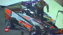 2014 Jim Shampine Memorial Part 3 - Oswego Speedway - MAVTV - SPEED SPORT - Racing - Super Modifieds