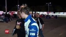 2014 Jim Shampine Memorial Part 4 - Oswego Speedway - MAVTV - SPEED SPORT - Racing - Super Modifieds