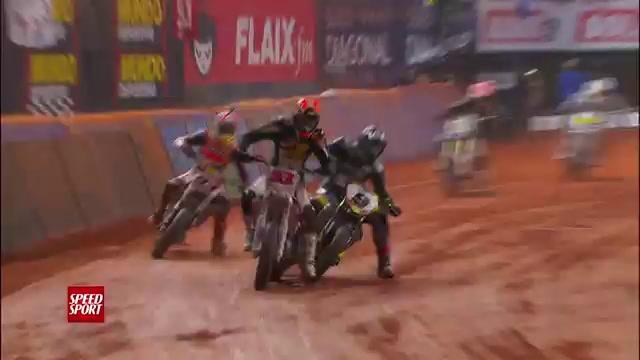 2014 Superprestigio Dirt Track Part 5 – SPEED SPORT – MAVTV – Racing – AMA Pro Racing – Barcelona