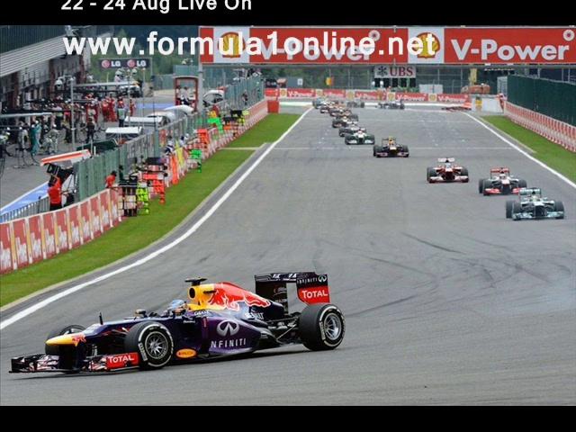 watch Formula One Belgian Gp 2014