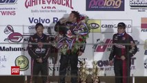 Perris Auto Speedway Salute to Indy Part 2 - SPEED SPORT Magazine Episode 3 Part 6 - MAVTV - Racing