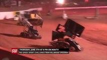 SPEED SPORT Challenge from Millbridge Speedway Airs June 5th on MAVTV - SPEED SPORT