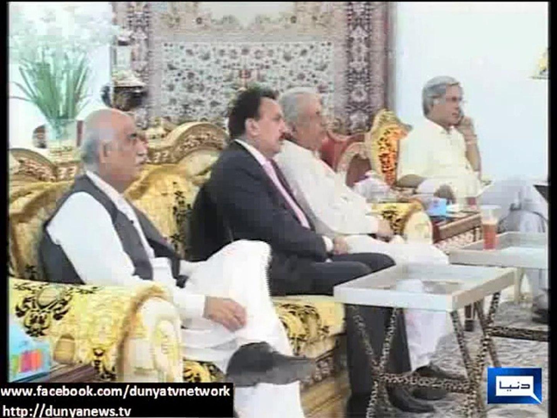 Dunya News - Zardari, Nawaz agree to resolve political issues through political means