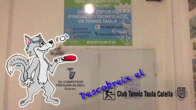 Descobreix el Club Tennis Taula Calella