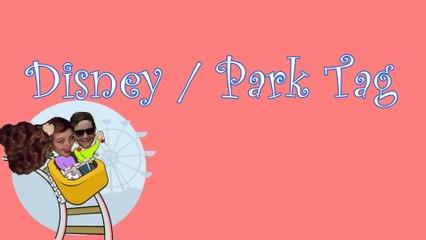 The Disney / Park Tag