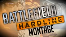 Battlefield Hardline - MONTAGE By Punch Bowl Gaming (BFH Gameplay/Montage)