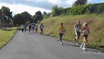 RONDE DE KERITY 2014 - 20Km - premier kilomètre - 28ème édition