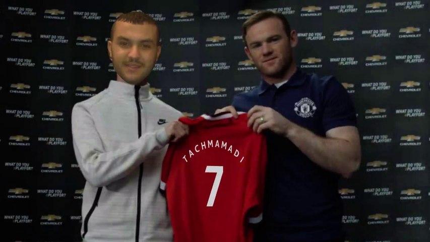 [Officiel] Nasser Tachmamadi rejoint Manchester United