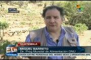 Sequía extrema deja sin medios de vida a 170 mil familias de Guatemala