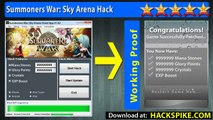 Summoners War Sky Arena Hack Android for unlimited Mana Stones and Cystals iPhone - Functioning Summoners War Sky Arena Mana Stones Cheat