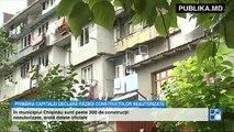 Construcţiile neautorizate din Chişinău se vor face una cu pământul. Cei ce şi-au extins locuinţele stau cu frica-n sân