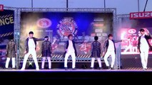 140823 Never Ends cover Infinite - Back  Last Romeo @Cover Dance Battle Contest.