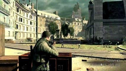 Sniper Elite: La Bataille De Stalingros #7