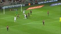 But Nicolas MAURICE-BELAY (47ème) / OGC Nice - Girondins de Bordeaux (1-3) - (OGCN - GdB) / 2014-15